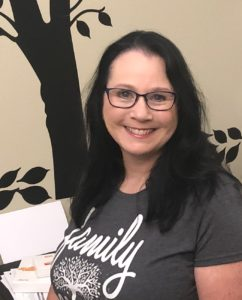 Kristina Gow, Professional Genealogist